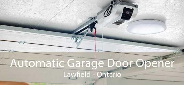 Automatic Garage Door Opener Lawfield - Ontario