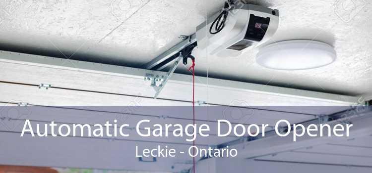 Automatic Garage Door Opener Leckie - Ontario