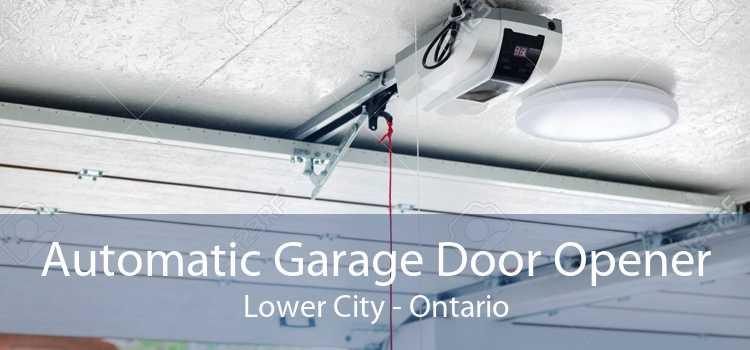 Automatic Garage Door Opener Lower City - Ontario