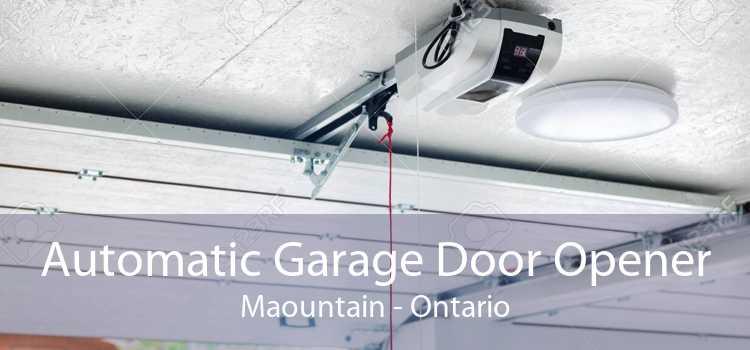 Automatic Garage Door Opener Maountain - Ontario