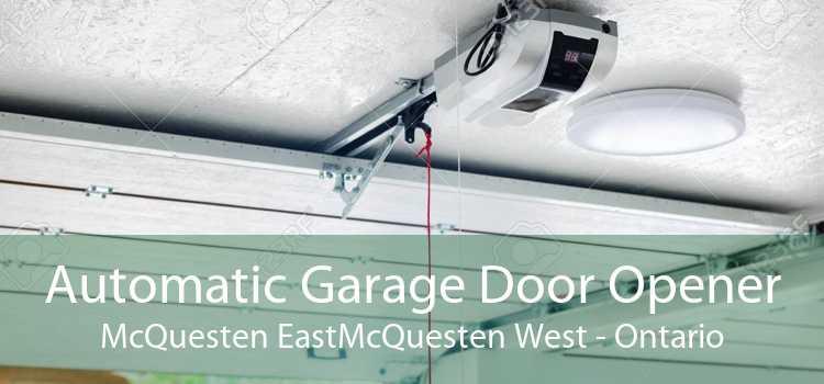 Automatic Garage Door Opener McQuesten EastMcQuesten West - Ontario