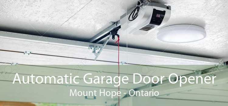 Automatic Garage Door Opener Mount Hope - Ontario