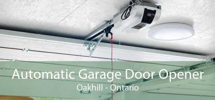 Automatic Garage Door Opener Oakhill - Ontario
