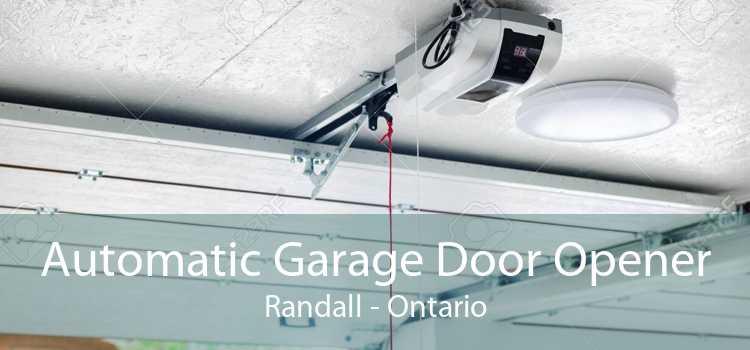 Automatic Garage Door Opener Randall - Ontario