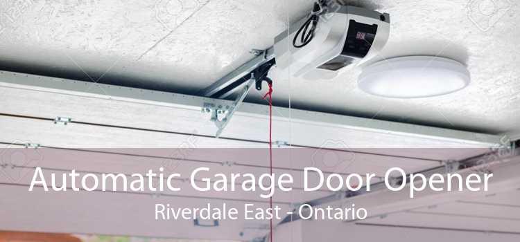 Automatic Garage Door Opener Riverdale East - Ontario
