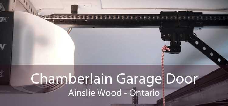 Chamberlain Garage Door Ainslie Wood - Ontario