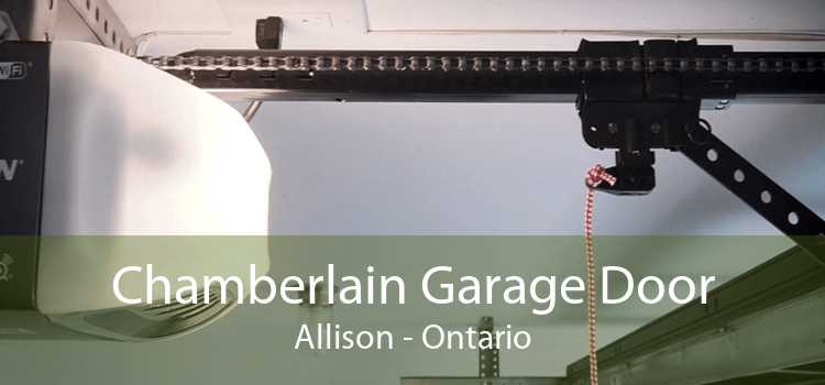 Chamberlain Garage Door Allison - Ontario