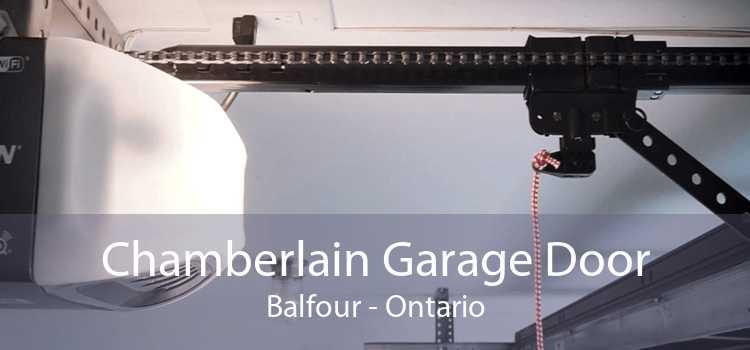 Chamberlain Garage Door Balfour - Ontario