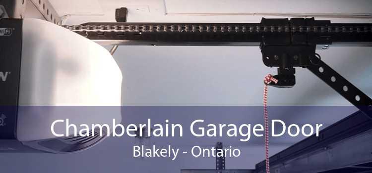 Chamberlain Garage Door Blakely - Ontario