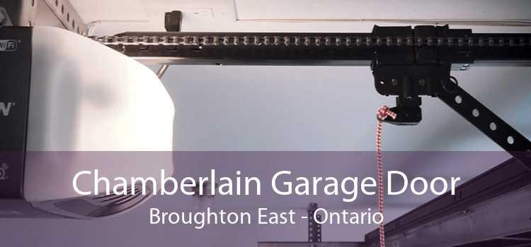 Chamberlain Garage Door Broughton East - Ontario