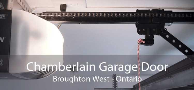 Chamberlain Garage Door Broughton West - Ontario