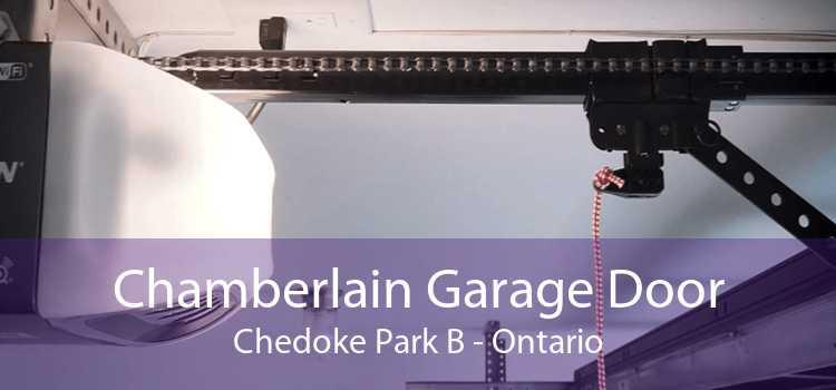 Chamberlain Garage Door Chedoke Park B - Ontario