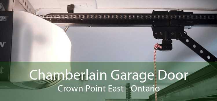 Chamberlain Garage Door Crown Point East - Ontario