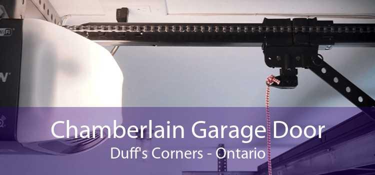 Chamberlain Garage Door Duff's Corners - Ontario
