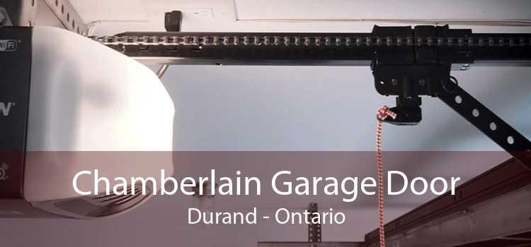 Chamberlain Garage Door Durand - Ontario