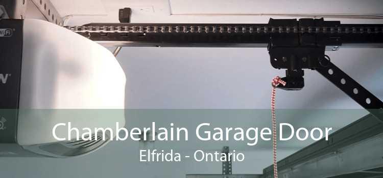 Chamberlain Garage Door Elfrida - Ontario