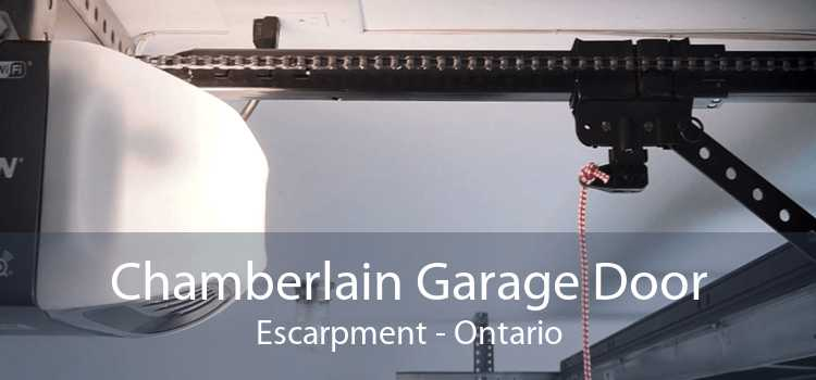 Chamberlain Garage Door Escarpment - Ontario