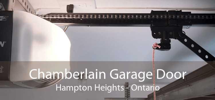 Chamberlain Garage Door Hampton Heights - Ontario