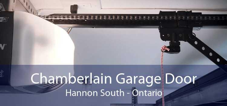 Chamberlain Garage Door Hannon South - Ontario