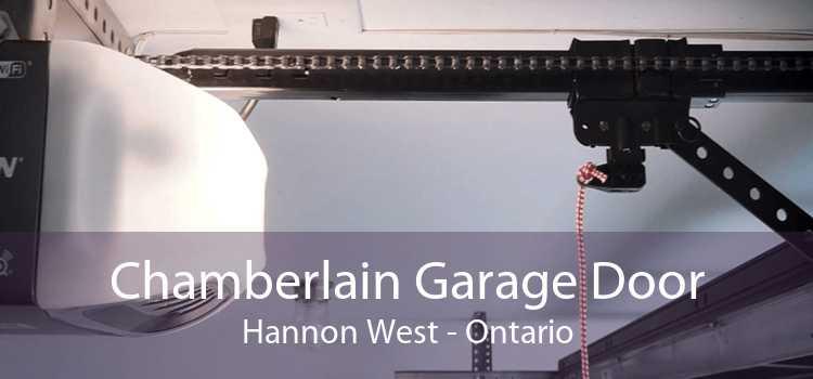 Chamberlain Garage Door Hannon West - Ontario