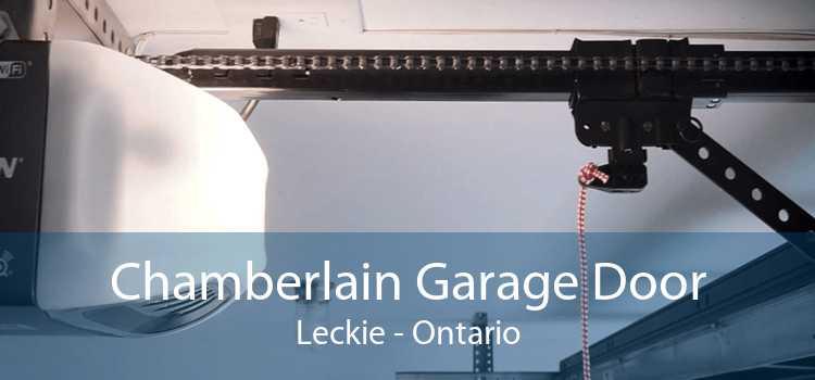 Chamberlain Garage Door Leckie - Ontario