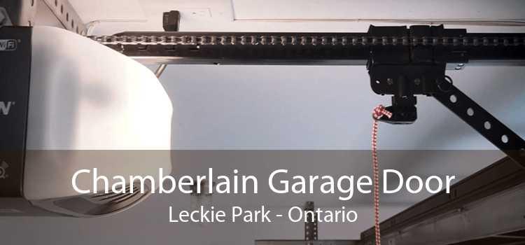 Chamberlain Garage Door Leckie Park - Ontario