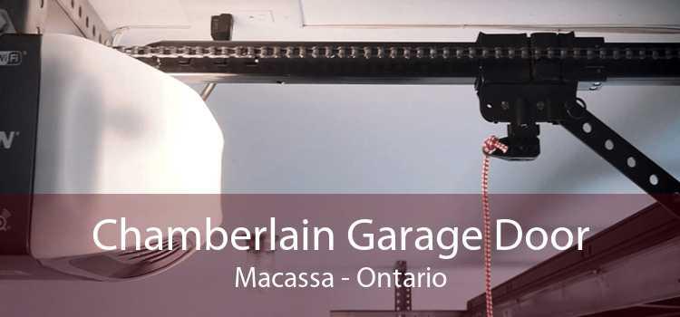 Chamberlain Garage Door Macassa - Ontario