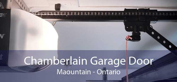 Chamberlain Garage Door Maountain - Ontario