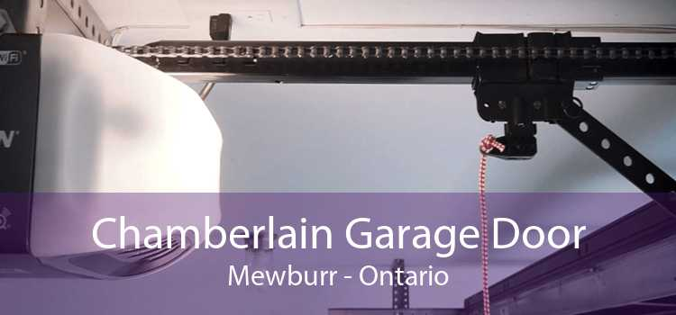 Chamberlain Garage Door Mewburr - Ontario