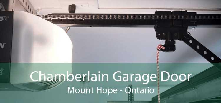 Chamberlain Garage Door Mount Hope - Ontario