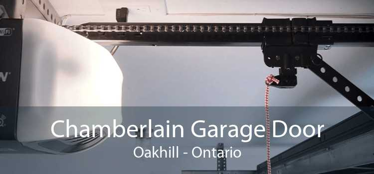 Chamberlain Garage Door Oakhill - Ontario