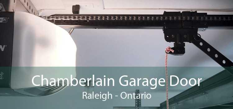 Chamberlain Garage Door Raleigh - Ontario