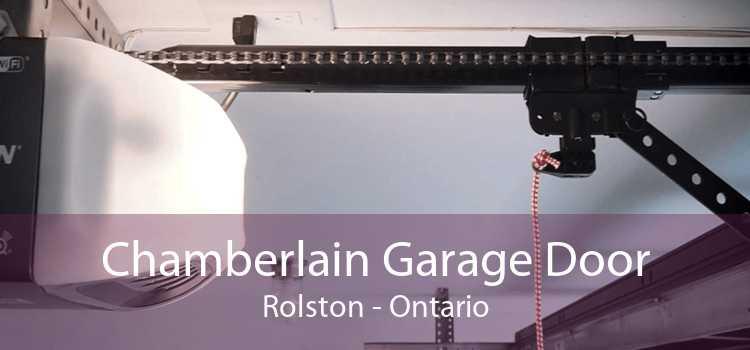 Chamberlain Garage Door Rolston - Ontario