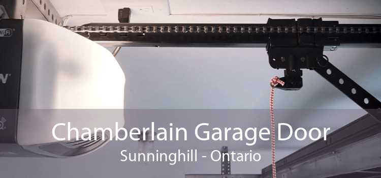 Chamberlain Garage Door Sunninghill - Ontario