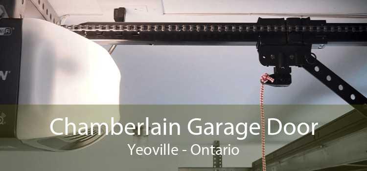 Chamberlain Garage Door Yeoville - Ontario