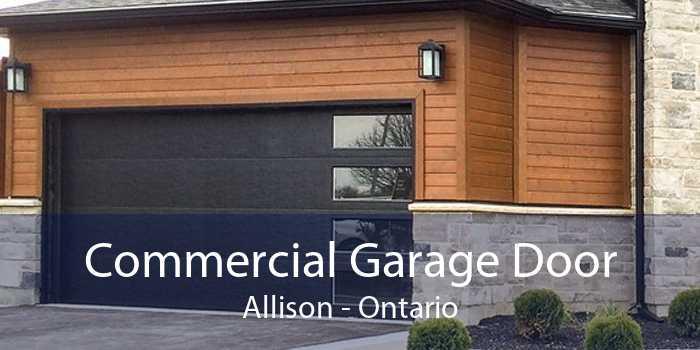 Commercial Garage Door Allison - Ontario