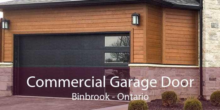 Commercial Garage Door Binbrook - Ontario