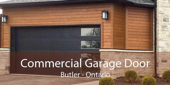 Commercial Garage Door Butler - Ontario