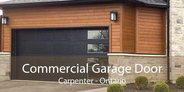 Commercial Garage Door Carpenter - Ontario