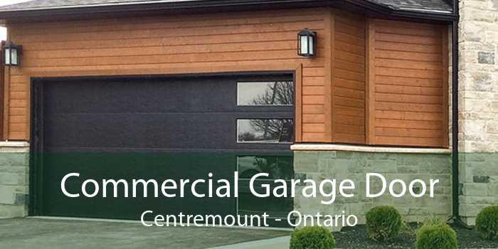 Commercial Garage Door Centremount - Ontario