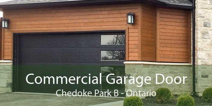 Commercial Garage Door Chedoke Park B - Ontario