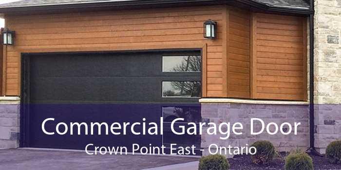 Commercial Garage Door Crown Point East - Ontario