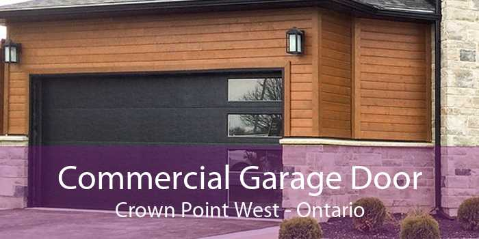Commercial Garage Door Crown Point West - Ontario
