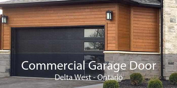Commercial Garage Door Delta West - Ontario