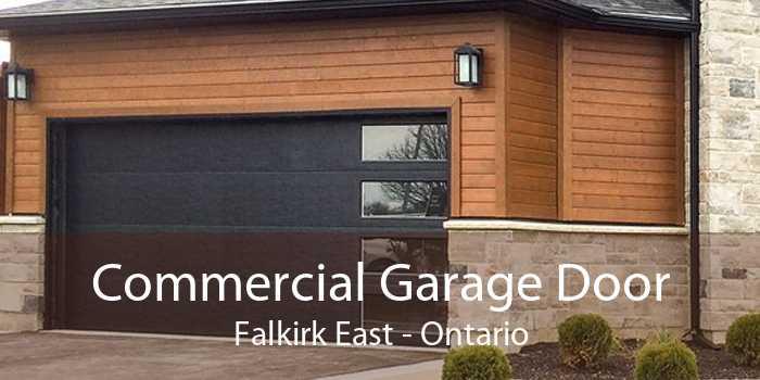 Commercial Garage Door Falkirk East - Ontario