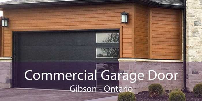 Commercial Garage Door Gibson - Ontario