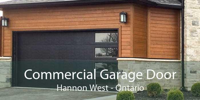 Commercial Garage Door Hannon West - Ontario