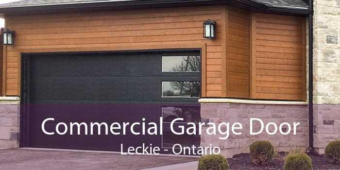 Commercial Garage Door Leckie - Ontario
