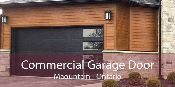 Commercial Garage Door Maountain - Ontario