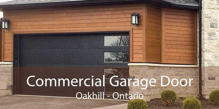 Commercial Garage Door Oakhill - Ontario
